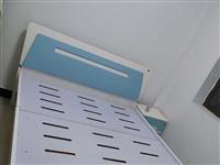 全友家居的床(1.6米帶床頭柜,床底可收納衣物和被褥)和沙發,質量很好,保存嶄新。因搬遷緊急出售。誠...