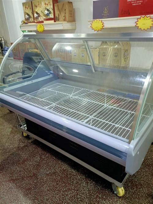 **冷藏展示柜和蛋糕柜出售,价格美丽欢迎致电。