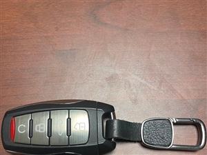 鑫源国际城附近丢车钥匙一把