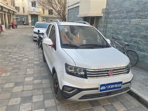 汉唐Q5E 油电两用四轮车,2019年11月下旬购买,实跑公里3200,在逐步增加,价格掉半,有意者...
