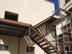 室内外楼梯平台设计加工