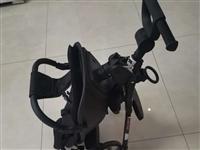 溜娃神器,新旧如图,座椅能旋转,一件换向,九成新