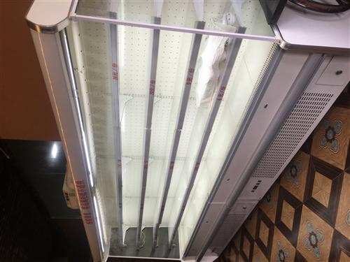 闲置95成新风幕柜,只使用过一个月,长4米,保鲜+加湿双功能,双电机,买的时候两万多现在低价转让.需...
