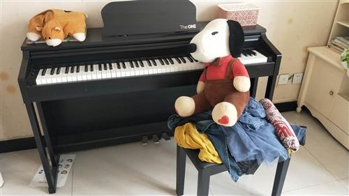 學鋼琴時買的電鋼琴,買時5500,九成新無損壞?,F各種原因不學了閑置,想便宜出售,誠心聯系我,電話:...