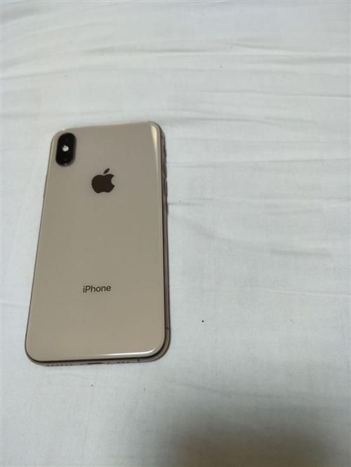 自用苹果xs国行64G,因为急需用钱所以忍痛转让