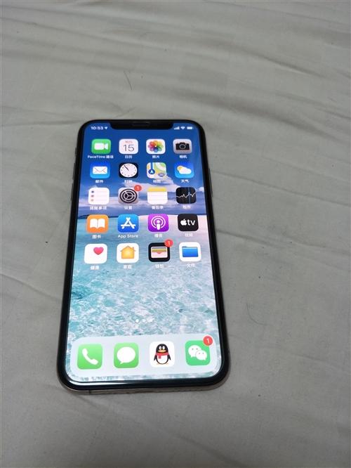 出售自用苹果xs国行64G,因为急需用钱