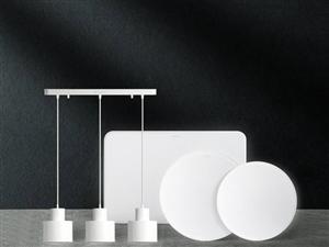 网易LED吸顶灯,吊灯,客厅餐厅,800一套