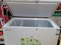 超市不做,处理一个容声冰柜,长1.13米,宽0.68米,处理价800元,成交地点:岳池麻柳桥附近,可...