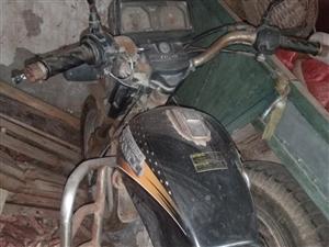 出售个人闲置众星125摩托车