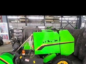 604拖拉机,四盘搂草机,圆捆打包机,旋耕机