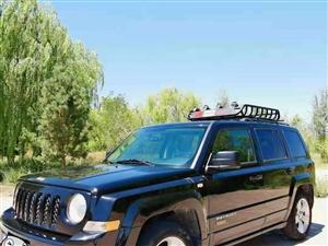 个人二手车JeeP自由客一辆2.0L出售