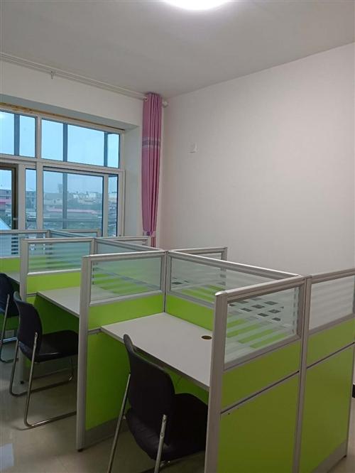 办公桌,工位,6人工位