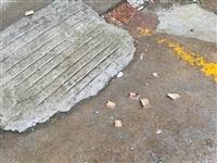 邹城峄山小区掉石头,砸伤人怎么办