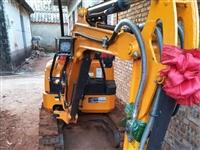 于2020年4月20在山东肯石重工机械有限公司海南分公司购买的XN18机型 挖机