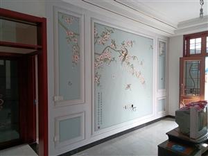 专业壁纸壁布施工