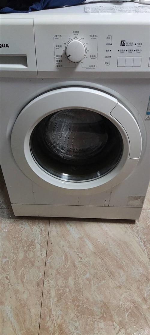 三洋洗衣机  便宜处理