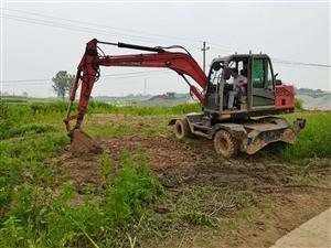 挖机 小铲车 自卸车租赁