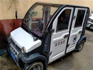 北京奔驰电动四轮车