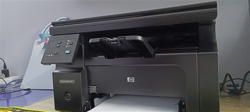 九点九成新惠普1136复习打印一体机,只用了一包纸。准新机,比新机便宜至少600元。