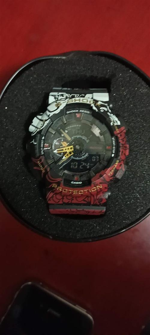 卡西歐手表,從朋友那里收來的 低價出售。