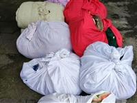 回收旧衣服