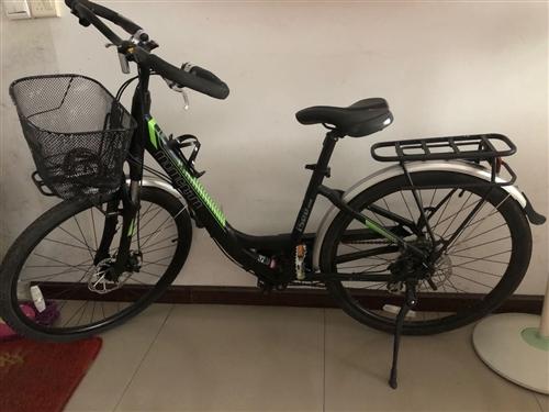 捷安特城市越野自行车,双变速,2400在捷安特买的,现价1500