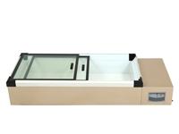 移动摆摊,220v可电瓶供电,冷藏冷冻展示柜,原价1650元带60v3000w逆变器,买回来只用了一...