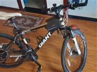 捷安特ATX777自行车!没骑几次  一直在闲置 现在便宜出