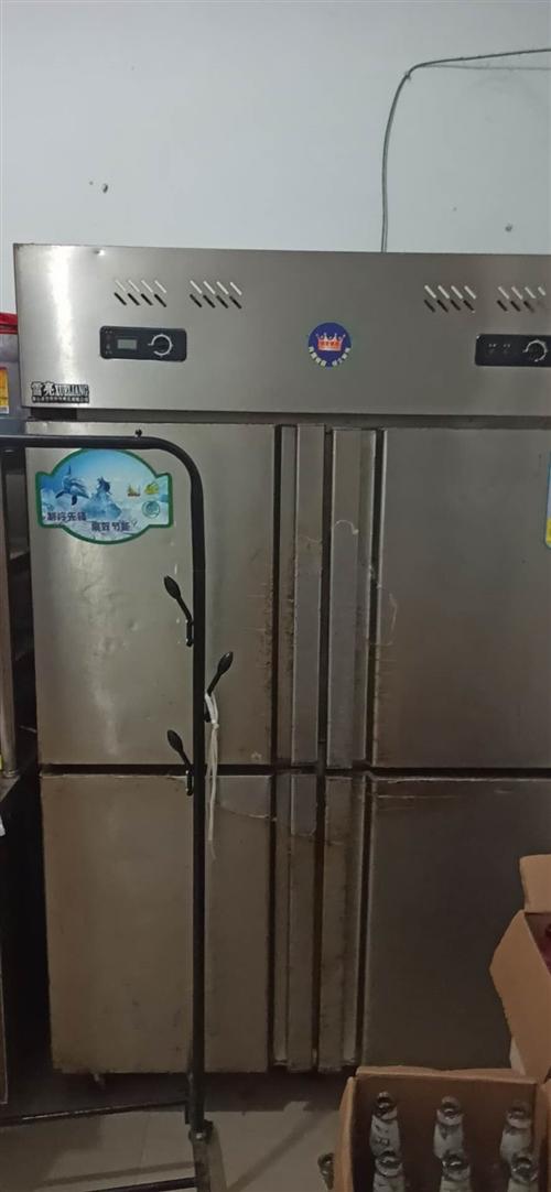 本人有四门冰柜,两门冰柜,羊肉汤锅,全自动和面机,快餐车,桌椅板凳等饭店设备低价转让