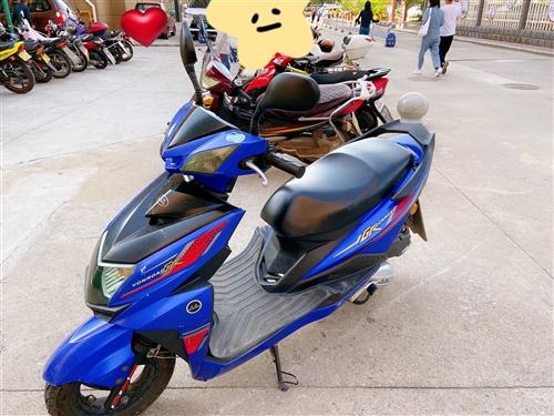 摩托车型号:五本牌 WB125T-4,摩托城4500元买的(有收据证明)。准备换个电动摩托,2500...