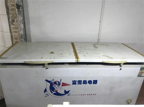 餐饮店专用大冰箱,2米长