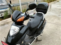 五羊本田踏板摩托車,9.9成新,閑置處理﹉13183379117
