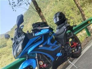 地平线摩托跑车