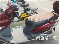 大陽泰山125摩托車,行駛一萬一千公里,平時正常保養,個人一手車,用于平時下鄉釣魚,機器電瓶真空胎都...