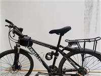 阿米尼变速山地车,原价2600,孩子骑了一年多然后一直放置在家