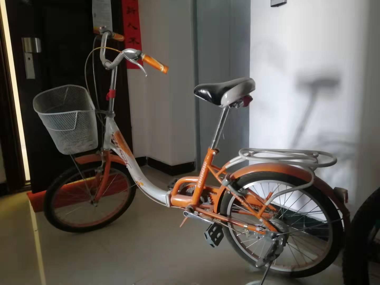 出售九成新自行车,自提。