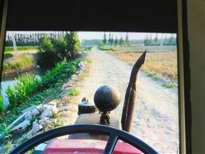 拖拉机正常使用