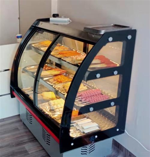 前后 双开门 冷藏 展示柜,100×60×120.用了三四个月,比较爱惜还跟**的一样,有需要的联系...