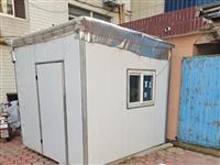 出售2.4?2.4米小板房一个,九成新,需要的联系