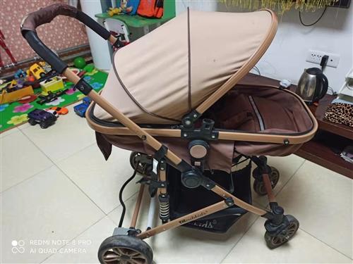 多功能婴幼儿车,7成新,自己家宝宝用到2岁就没用了,一直在库房,功能都好。有需要的可以致电商议。