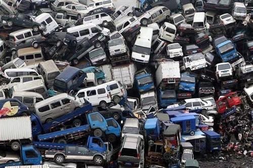 @所有人 陕西地区及周边报废车直收 面包车、小车、新能源报废车、裸车、事车,水淹车、火烧车、工程车...